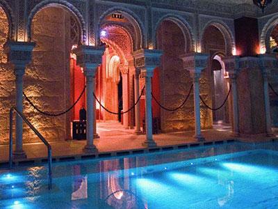 baños arabes sala pekadox