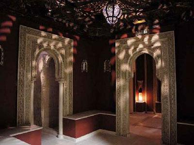 despedida baños arabes spa